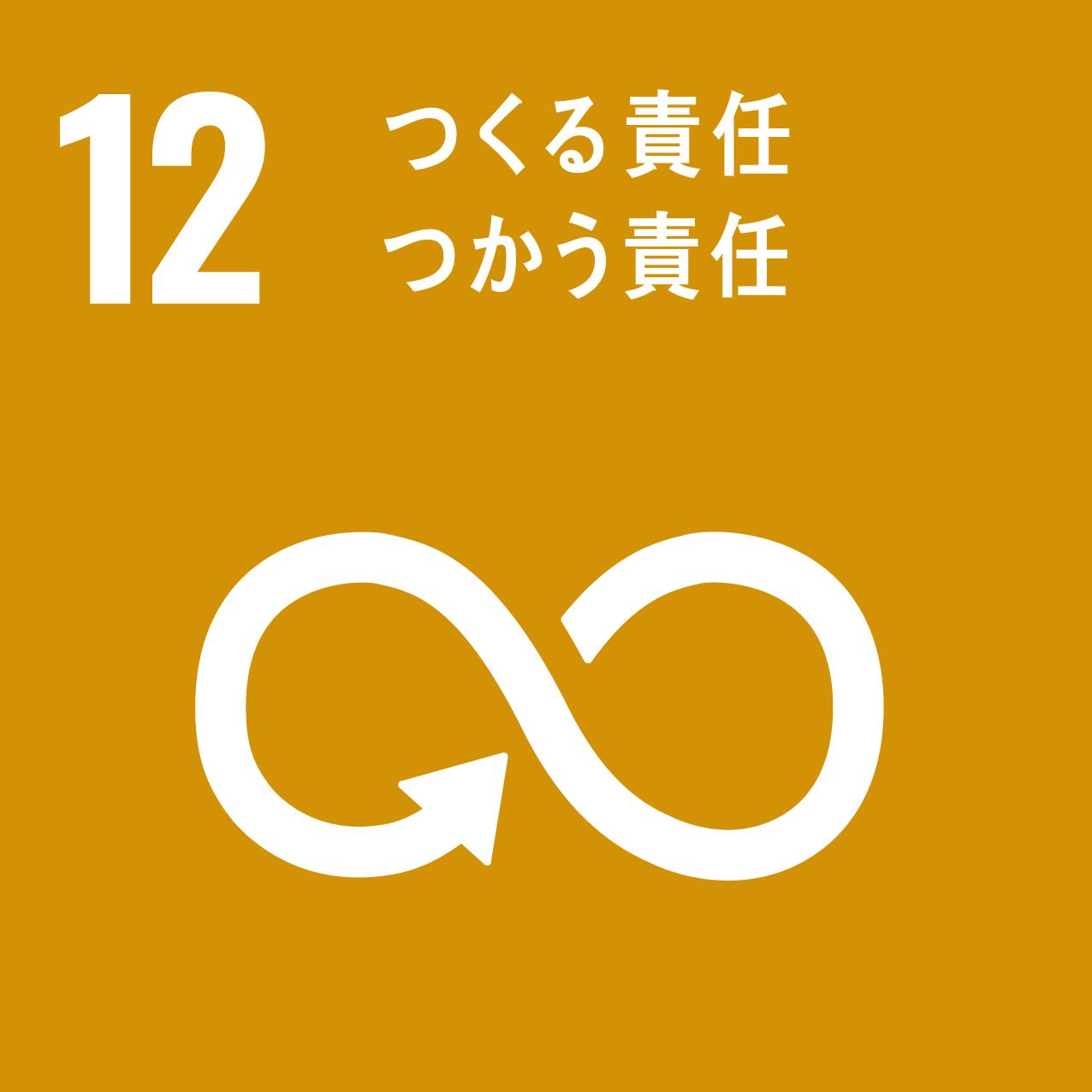 12: つくる責任つかう責任